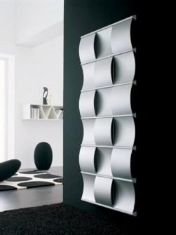 Moderne radiatoren