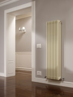 High heat output radiators