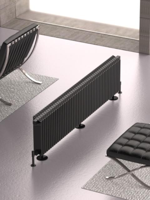 aliuminio radiatoriai, vertikalus radiatorius, aukščio išėjimo radiatoriai, patalpų skirstytuvas