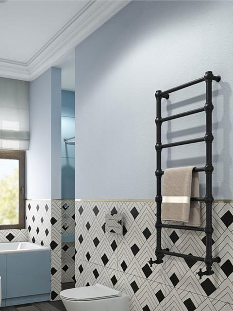 radiateur classique, radiateurs de salle de bain, radiateurs colorés