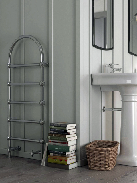 chrome radiators, bathroom radiators, traditional radiators