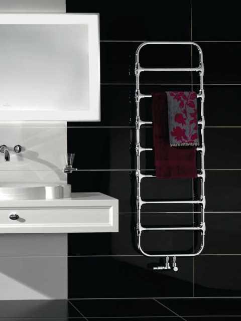 Radiadores clásicos, radiadores de baño eléctricos, calefacción central radiador de baño, radiadores de cromo