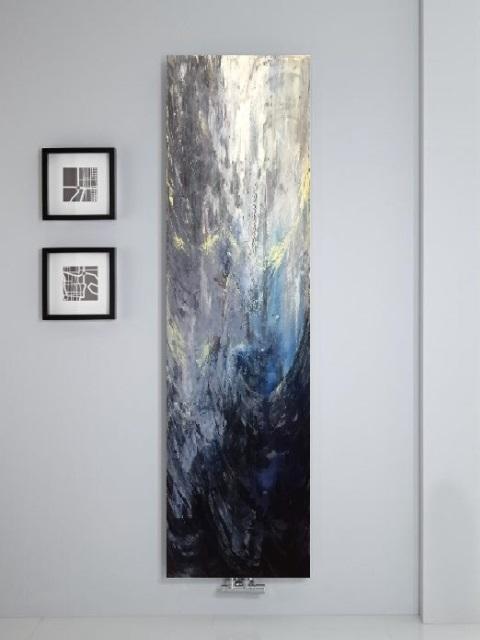 umělecké radiátory, umění radiátorů, malované radiátory, designové radiátory, jedinečné radiátory