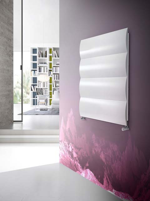 aluminium radiators, alu radiators, decorative radiator