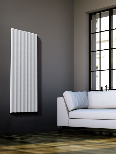electric radiators, premium radiators, vertical radiators, stone radiators