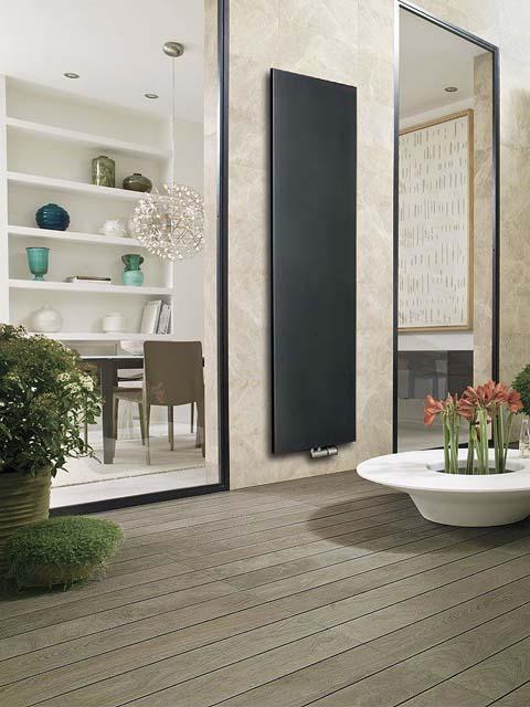 Delta verticale radiatore radiatori piatto online for Opzioni di rivestimenti verticali