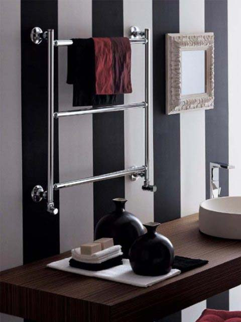 chrome radiators, towel warmer, classical radiator,