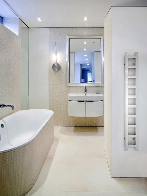 chrome radiators, minimal radiators, radiators, towel radiators, electric radiators
