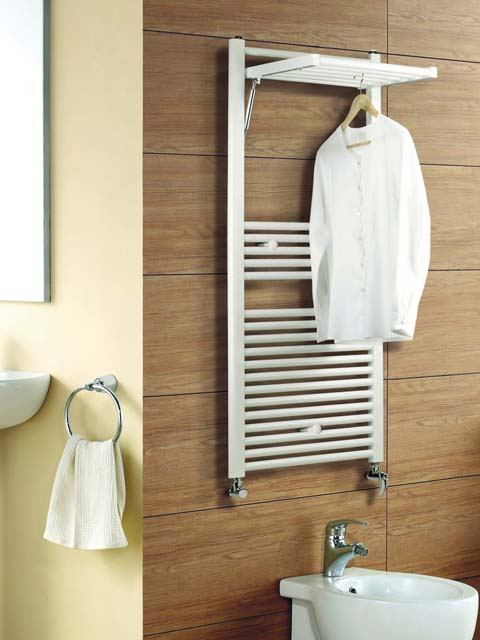 dryer radiator, tower dryer radiators, bathroom radiator, white radiator, electric airers