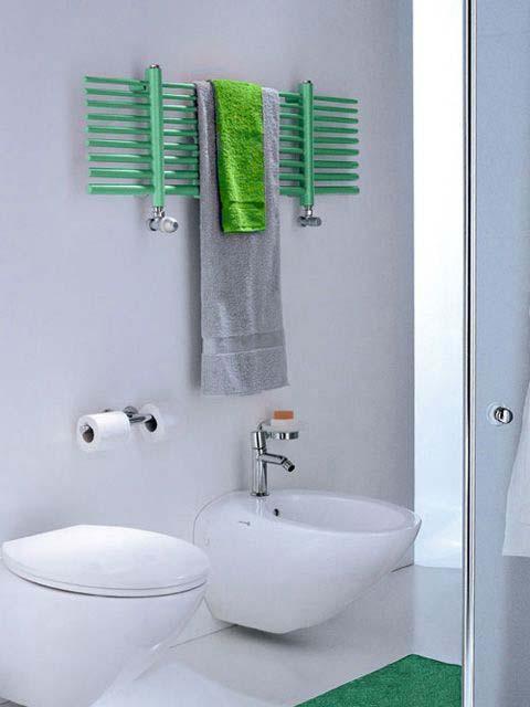 HELENE TOWEL HEATER - Radiateurs de salle de bain ...