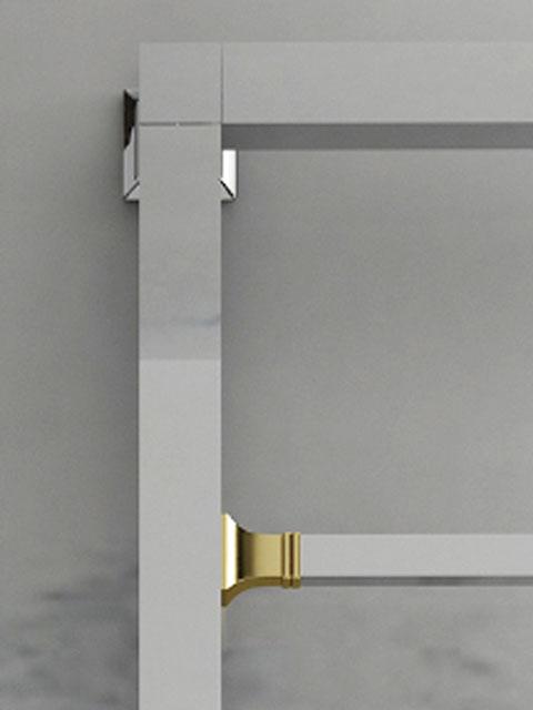 Sierradiator - Horizontale Badkamer radiatoren | Online Radiatoren EU