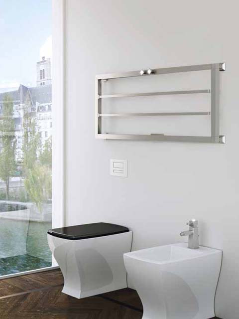 decorative radiator, bathroom radiator, design radiator, towel radiator