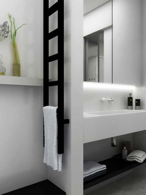 NARROW RADIATORS: Gekko Bathroom radiatoren | Senia Group Europe