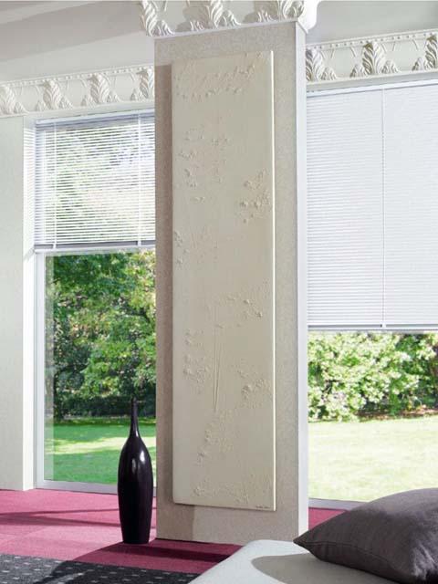 exclusieve radiator, stenen radiator, thuisradiatoren, designradiator