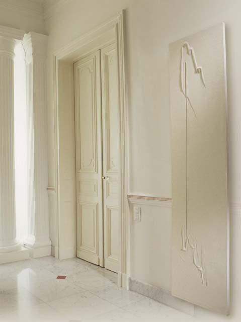 Kámen chladič, design radiátor, chladič pokoj, ruční radiátor