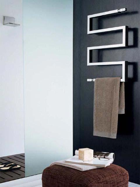 радиатор от неръждаема стомана, ексклузивни радиатори, затопляне на кърпи, змийски радиатори