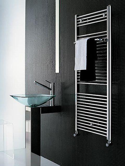 pequeños radiadores, pequeños radiadores de baño, pequeños calentadores, radiador cromada