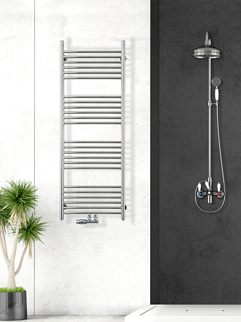 stainless steel radiator, bathroom radiator, hybrid radiators, inox radiators,