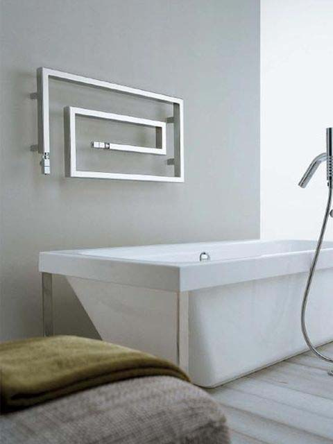 stainless steel radiators, designer radiators, stainless steel towel rails