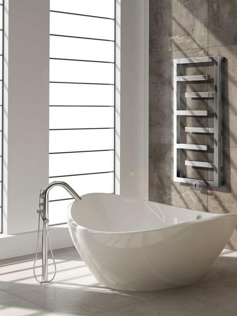 chrome radiator inox radiator jungle senia group. Black Bedroom Furniture Sets. Home Design Ideas