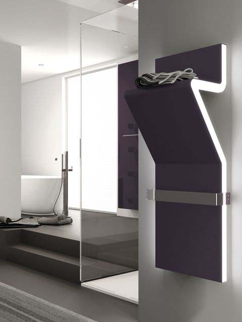 stretch designer radiator special bathroom radiators. Black Bedroom Furniture Sets. Home Design Ideas