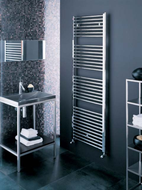 Arsenal Chrome Towel Heater Towel Radiators Senia