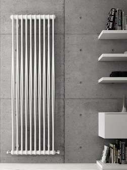 Design radiátory, radiátory, trubkové radiátory, moderné dizajnérske radiátory
