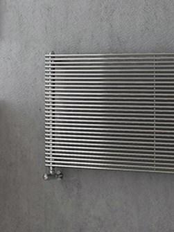 radiador tubular, radiadores de colores, radiadores verticales