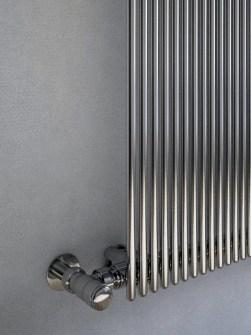 radiador tubular, radiadores coloridas, radiadores verticais