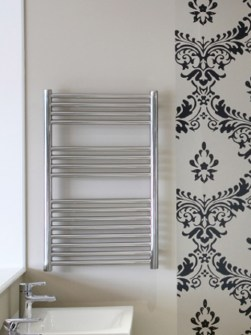 stainless steel heated towel rails, stainless steel towel radiators, inox radiators