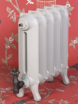 classic radiators, cast iron radiator, coloured radiators
