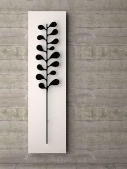 еден-вертикальний радіатор