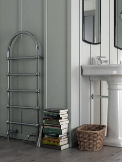 chrome radiators, bathroom radiators, traditional radiators, traditional towel radiators