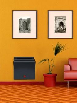 plast radiatorer, design radiatorer, radiatorer