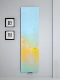 radiatori di design, radiatori di design, radiatori d'arte, radiatori d'arte, radiatori dipinti, radiatori unici