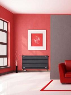 hnědé radiátory, radiátory, designový radiátor, radiátory pro ústřední topení