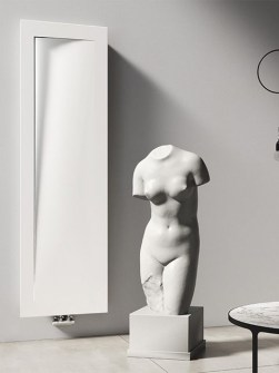 onzichtbare radiator, radiator met led, designradiatoren, stijlvolle radiatoren