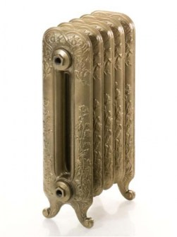 electric cast iron radiator, old style electric radiator,