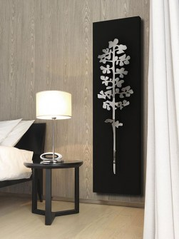 dekoračné radiátory, vertikálny radiátor, hliníkový radiátor, moderné hliníkové radiátory
