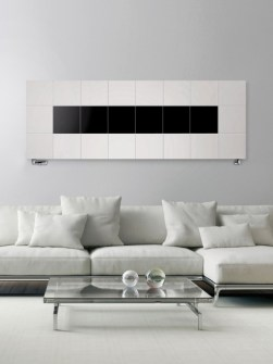 vivant radiateurs de salle, radiateurs en aluminium, beau radiateur, nouveau radiateur