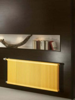 yellow radiators, kitchen radiators, bedroom radiators, tubular radiators, chep radiators