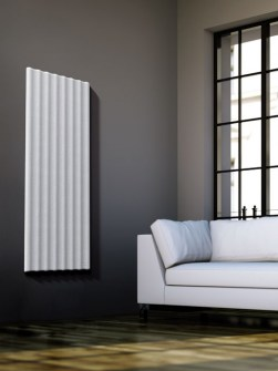 electric radiators, premium radiators, vertical radiators,