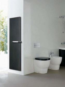 Appartement radiateurs salle de bains, radiateurs salle de bains, radiateurs verticaux à LED