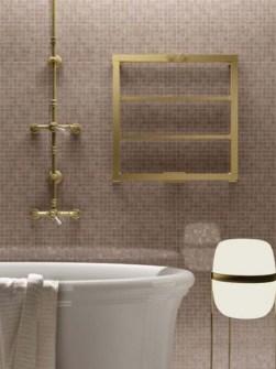ексклюзивний радіатор для ванної кімнати, радіатор для рушників, мідні радіатори, латунні радіатори, золоті радіатори
