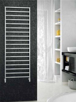 rebríky vykurované rebríkom, súčasné radiátory na uteráky, chrómové radiátory, chrómové radiátory