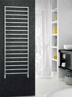 chrome radiator, chrome radiators, chrome bathroom radiators