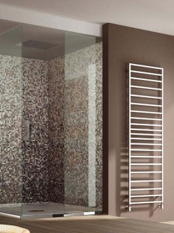 chrome electric raditaor, electric bathroom radiators, chrome radiators
