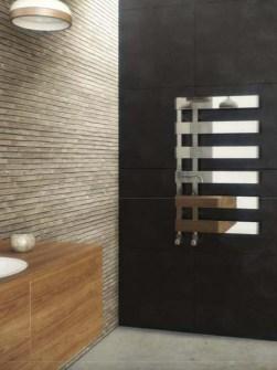 radiador de toalha moderno, radiador do banheiro do cromo, radiador de toalha incomum, radiador