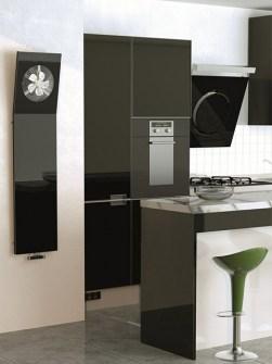 vykurovanie a chladenie chladiča. luxusné radiátory, chladiaci radiátor, radiátor s ventilátorom