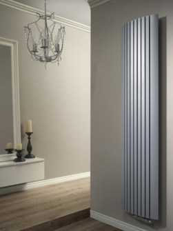 вертикальні радіатори, кімнатні радіатори, настінні радіатори, сірі радіатори